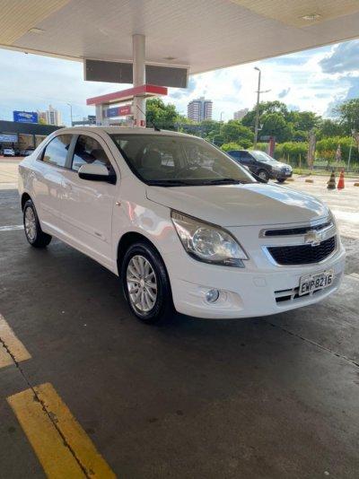 Veículo COBALT 2012 1.4 MPFI LTZ 8V FLEX 4P MANUAL