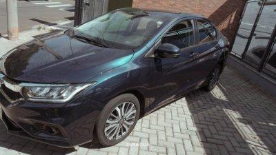 Veículo CITY 2018 1.5 EXL 16V FLEX 4P AUTOMÁTICO