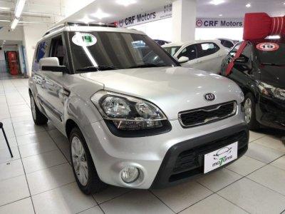 Veículo SOUL 2014 1.6 EX 16V FLEX 4P AUTOMÁTICO