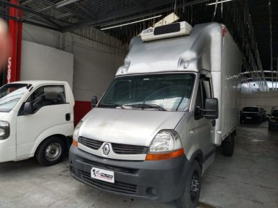 Veículo MASTER 2012 2.5 DCI CHASSI CABINE L2H1 16V DIESEL 2P MANUAL