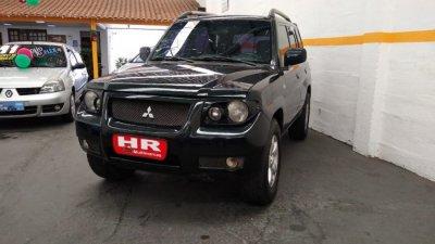 Veículo PAJERO TR4 2009 2.0 4X4 16V 140CV FLEX 4P AUTOMÁTICO