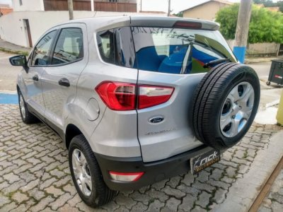 Veículo ECOSPORT 2014 1.6 S 16V FLEX 4P MANUAL