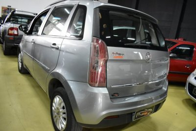 Veículo IDEA 2011 1.6 MPI ESSENCE 16V FLEX 4P AUTOMATIZADO