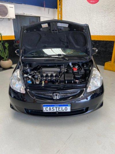 Veículo FIT 2008 1.5 EX 16V GASOLINA 4P MANUAL