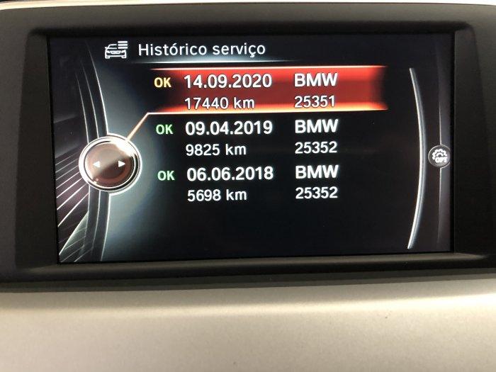 Veículo X1 2017 2.0 16V TURBO ACTIVEFLEX SDRIVE20I 4P AUTOMÁTICO