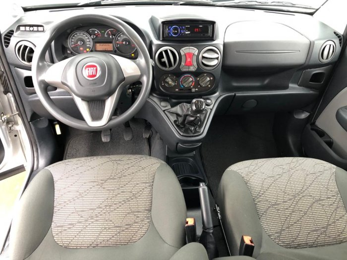 Veículo DOBLÒ 2020 1.8 MPI ESSENCE 7L 16V FLEX 4P MANUAL
