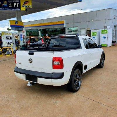 Veículo SAVEIRO 2010 1.6 MI CE 8V FLEX 2P MANUAL G.V