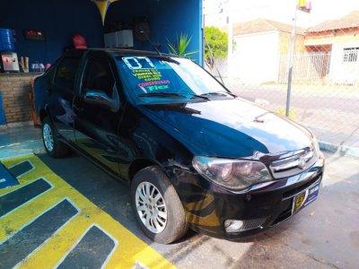 Veículo SIENA 2007 1.4 MPI ELX 8V FLEX 4P MANUAL