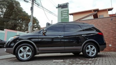 Veículo VERA CRUZ 2011 3.8 GLS 4WD 4X4 V6 24V GASOLINA 4P AUTOMÁTICO