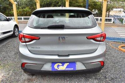 Veículo ARGO 2018 1.3 FIREFLY FLEX DRIVE MANUAL