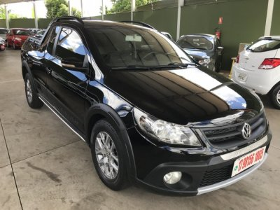 Veículo SAVEIRO 2011 1.6 CROSS CE 8V FLEX 2P MANUAL