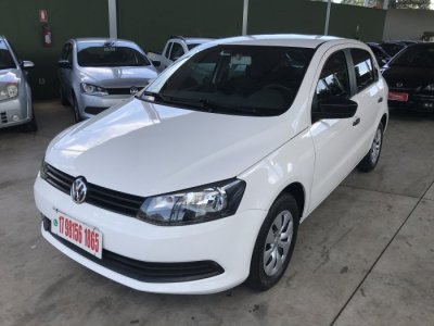 Veículo GOL 2016 1.0 MI CITY 8V FLEX 4P MANUAL