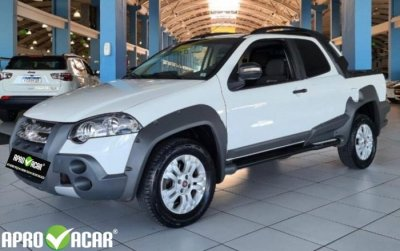 Veículo STRADA 2011 1.8 MPI ADVENTURE CD 16V FLEX 2P MANUAL