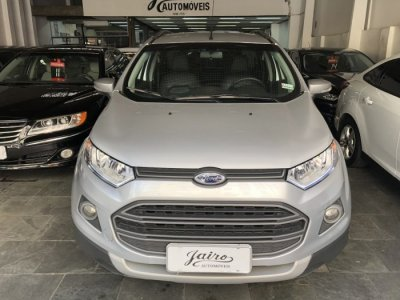 Veículo ECOSPORT 2017 1.6 FREESTYLE 16V FLEX 4P POWERSHIFT