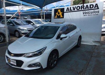 Veículo CRUZE HATCH 2017 1.4 TURBO SPORT6 LTZ 16V FLEX 4P AUTOMÁTICO