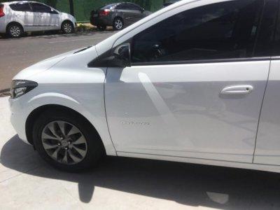 Veículo ONIX 2018 1.4 MPFI ADVANTAGE 8V FLEX 4P AUTOMÁTICO