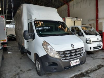 Veículo MASTER 2014 2.3 DCI CHASSI CABINE L2H1 16V DIESEL 2P MANUAL