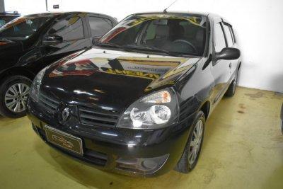 Veículo CLIO HATCH 2012 1.0 16V FLEX 4P MANUAL