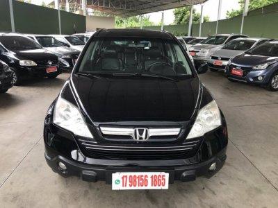 Veículo CRV 2008 2.0 EXL 4X4 16V GASOLINA 4P AUTOMÁTICO