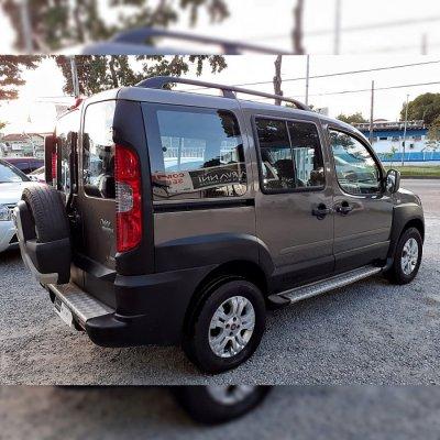 Veículo DOBLÒ 2013 1.8 MPI ADVENTURE 16V FLEX 4P MANUAL