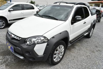Veículo STRADA 2015 1.8 MPI ADVENTURE CD 16V FLEX 3P MANUAL