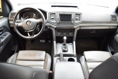 Veículo AMAROK 2018 3.0 V6 TDI DIESEL HIGHLINE CD 4MOTION AUTOMÁTICO