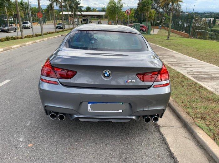 Veículo M6 2015 4.4 GRAN COUPÉ V8 32V GASOLINA 4P AUTOMÁTICO