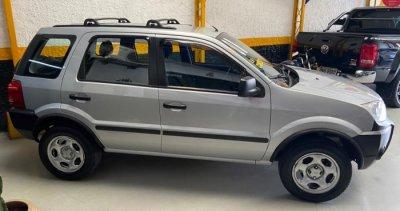 Veículo ECOSPORT 2008 1.6 XLS 8V FLEX 4P MANUAL