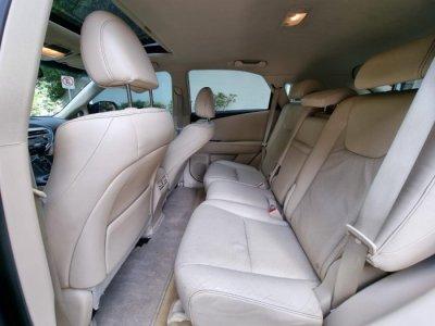 Veículo RX 350 2014 3.5 AWD V6 GASOLINA 4P AUTOMÁTICO