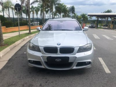 Veículo 335i 2011 3.0 SPORT SEDAN 24V GASOLINA 4P AUTOMÁTICO