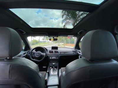 Veículo RS Q3 2016 2.5 TFSI QUATTRO 20V 310CV GASOLINA 4P S-TRONIC