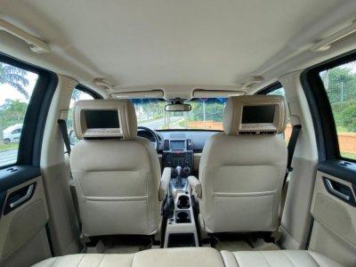 Veículo FREELANDER 2 2011 3.2 SE 6V 24V GASOLINA 4P AUTOMÁTICO