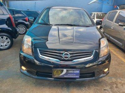 Veículo SENTRA 2012 2.0 S 16V FLEX 4P MANUAL