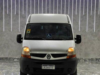 Veículo MASTER 2012 2.5 DCI MINIBUS L3H2 16 LUGARES 16V DIESEL 3P MANUAL