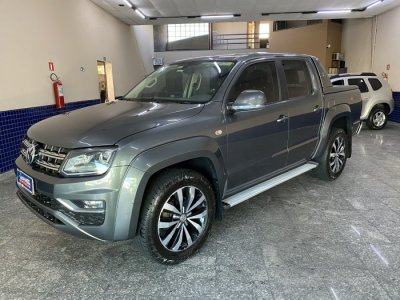 Veículo AMAROK 2017 2.0 HIGHLINE EXTREME 4X4 CD 16V TURBO INTERCOOLER DIESEL 4P AUTOMÁTICO