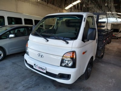 Veículo HR 2016 2.5 LONGO SEM CAÇAMBA 4X2 16V 130CV TURBO INTERCOOLER DIESEL 2P MANUAL