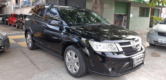 Veículo FREEMONT 2014 2.4 PRECISION 16V GASOLINA 4P AUTOMÁTICO