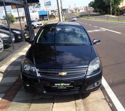 Veículo VECTRA HATCH 2011 2.0 MPFI GT HATCH 8V FLEX 4P AUTOMÁTICO