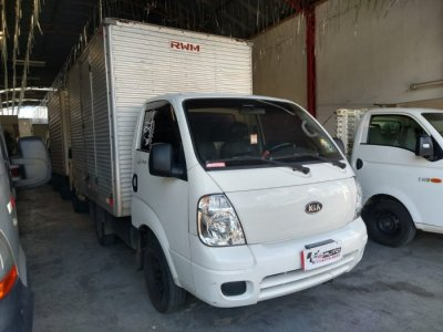 Veículo BONGO 2011 2.5 K-2500 4X2 CS TURBO DIESEL 2P MANUAL