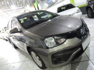 Veículo ETIOS SEDAN 2020 1.5 X PLUS SEDAN 16V FLEX 4P AUTOMÁTICO