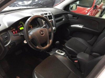 Veículo SPORTAGE 2008 2.0 EX 4X2 16V GASOLINA 4P AUTOMÁTICO