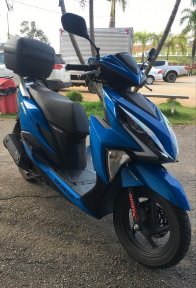 Veículo ELITE 125I 2019 Scooter