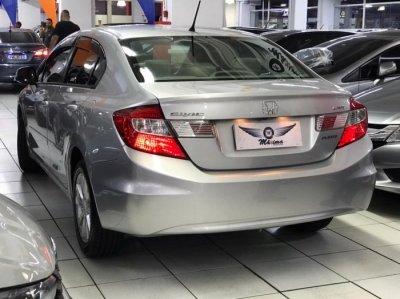 Veículo CIVIC 2016 1.8 LXS 16V FLEX 4P AUTOMÁTICO
