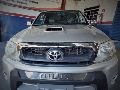 Veículo HILUX 2010 3.0 SRV 4X4 CD 16V TURBO INTERCOOLER DIESEL 4P AUTOMÁTICO