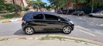 Veículo FIT 2009 1.5 EX 16V FLEX 4P AUTOMÁTICO