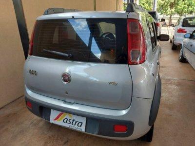 Veículo UNO 2012 1.0 WAY 8V FLEX 4P MANUAL