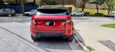 Veículo RANGE ROVER EVOQUE 2018 2.0 HSE DYNAMIC 4WD 16V FLEX 4P AUTOMÁTICO