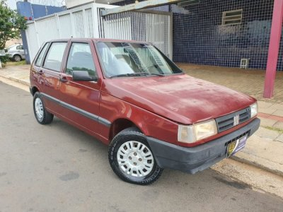 Veículo UNO 1996 1.0 IE MILLE EP 8V GASOLINA 4P MANUAL