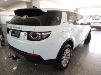 Veículo DISCOVERY SPORT 2019 2.0 16V TD4 TURBO DIESEL SE 4P AUTOMÁTICO