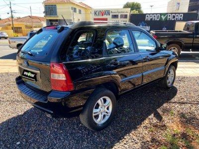 Veículo SPORTAGE 2008 2.0 LX 4X2 16V GASOLINA 4P AUTOMÁTICO